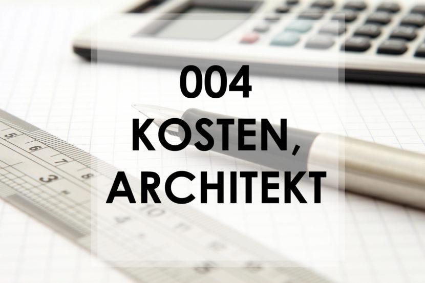 Kosteneinsparungen mit deinem Architekten