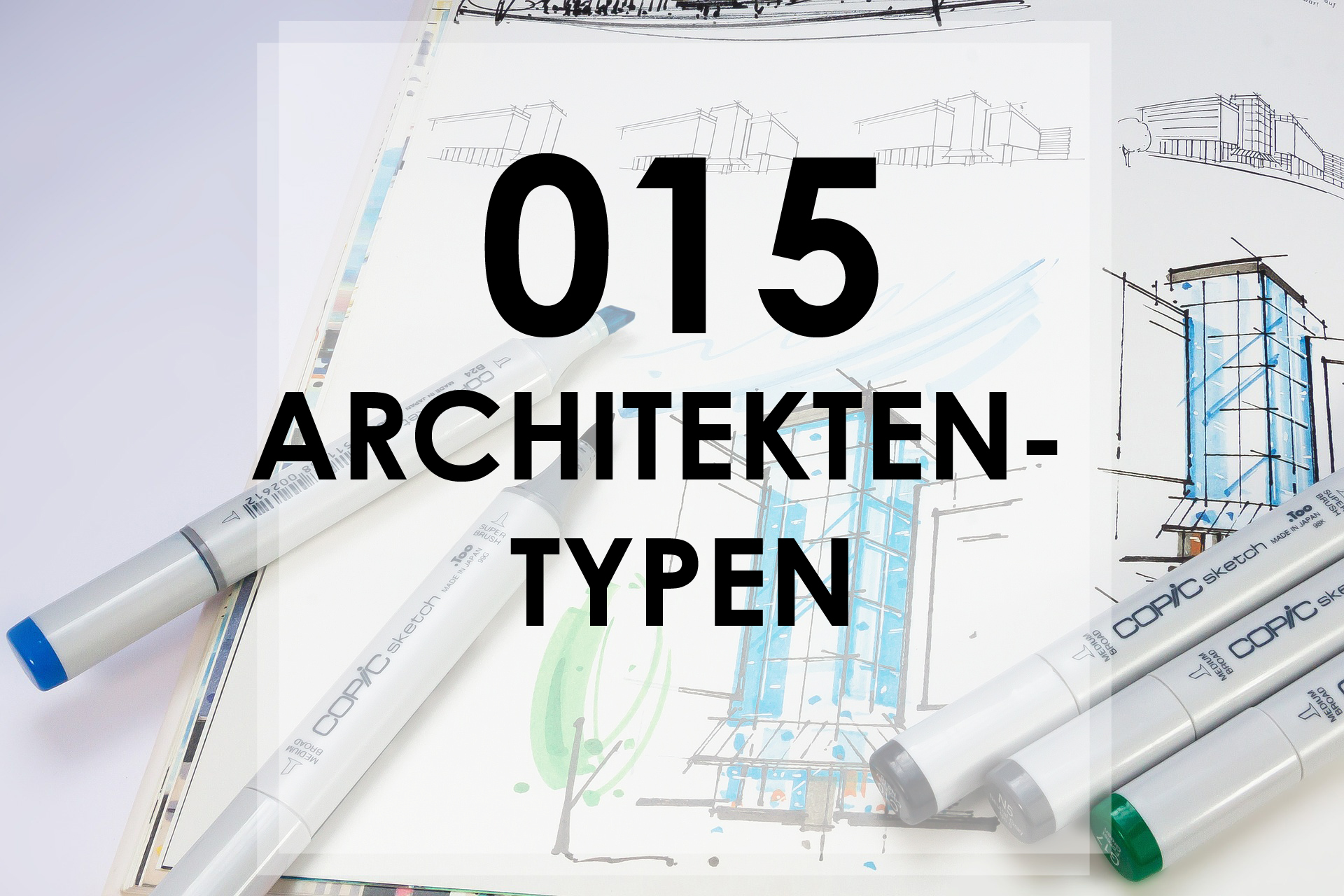 Architektentypen