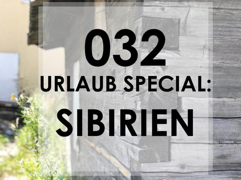 Urlaub Special: Sibirien